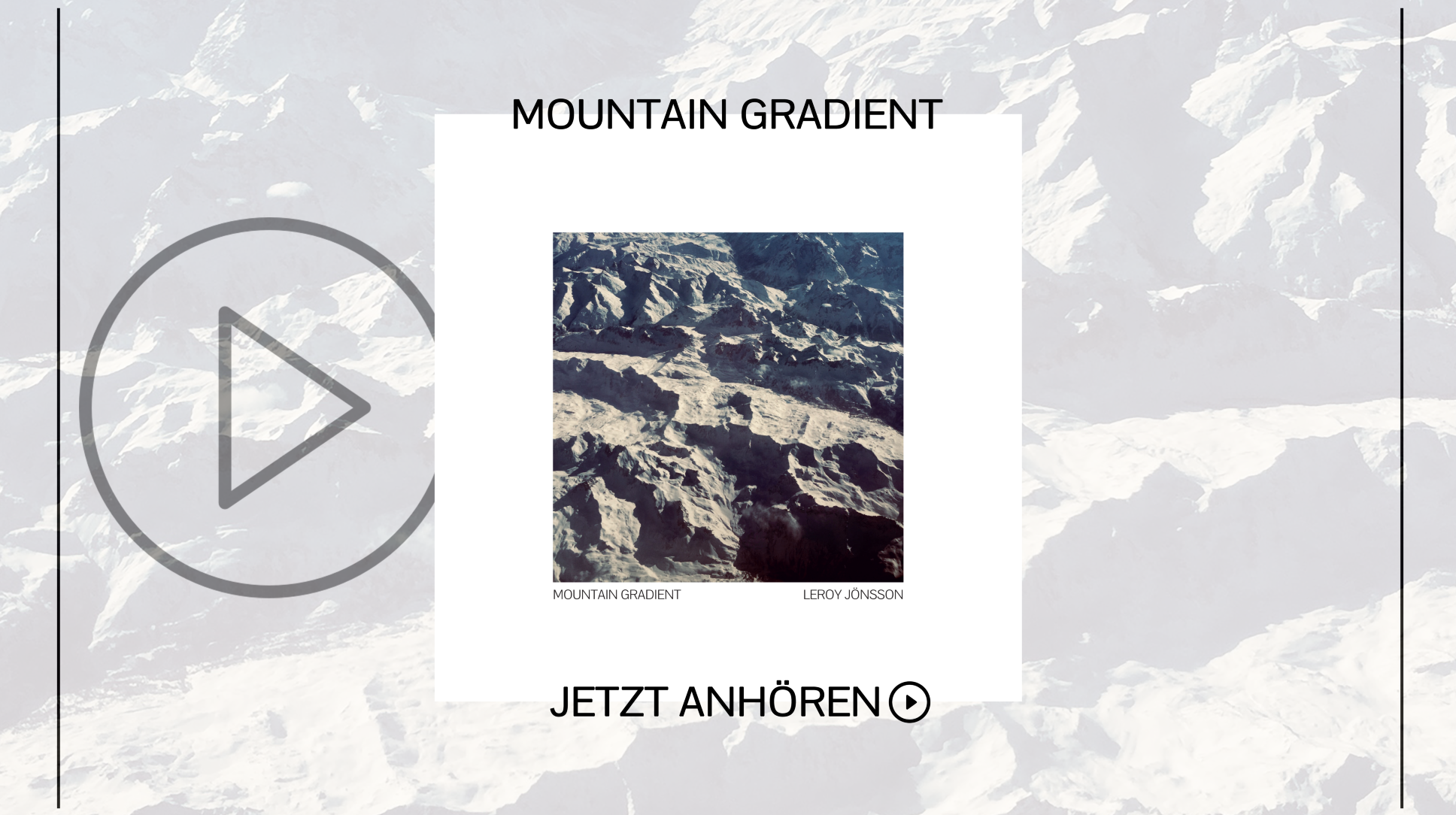 MOUNTAIN GRADIENT - Anhören
